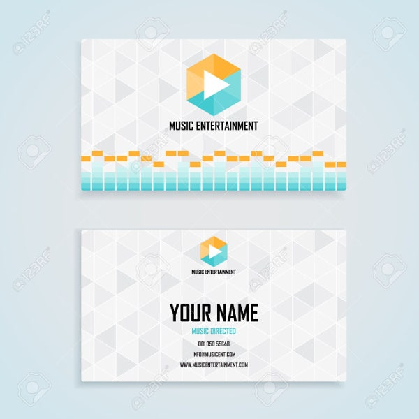 digital name card