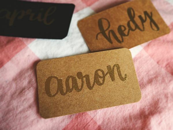 embossed-name-card
