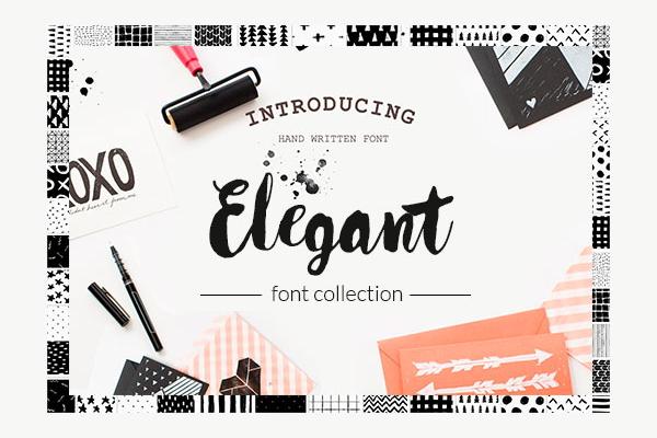 elegant-font-collection