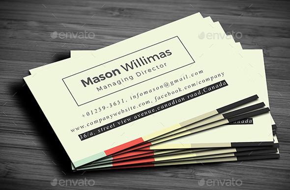 company-visiting-card