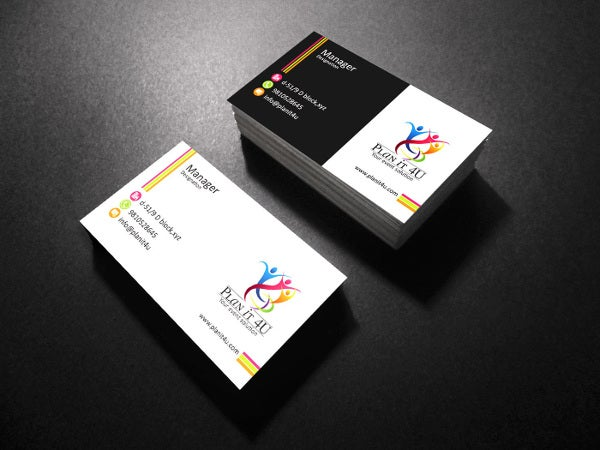 event-visiting-card