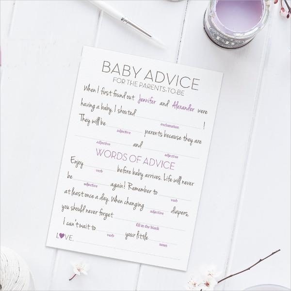 baby-shower-advice-card