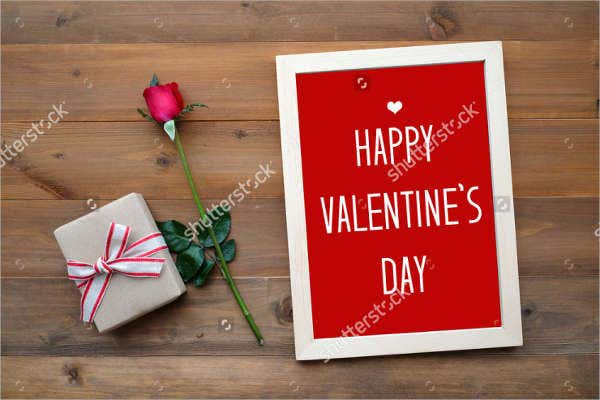 -Happy Valentine'S Gift Card