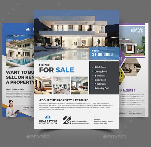 coming soon real estate flyer