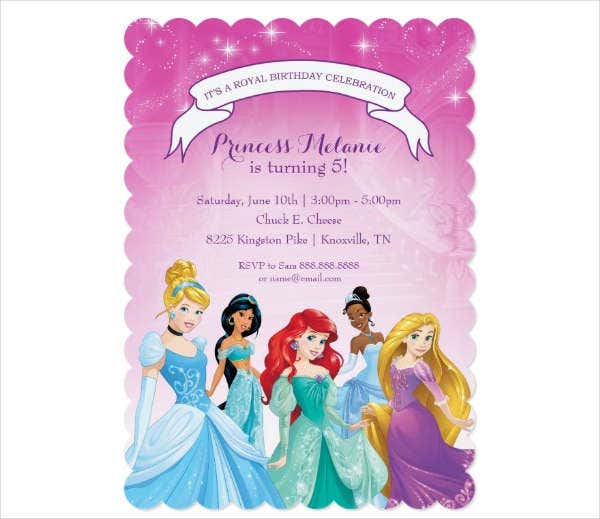 -Disney Birthday Gift Card