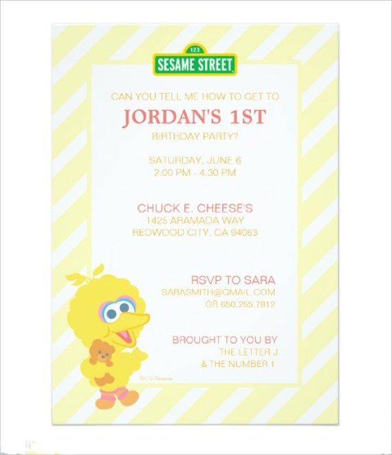 baby birthday invitation card2