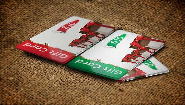 44 gift card designs