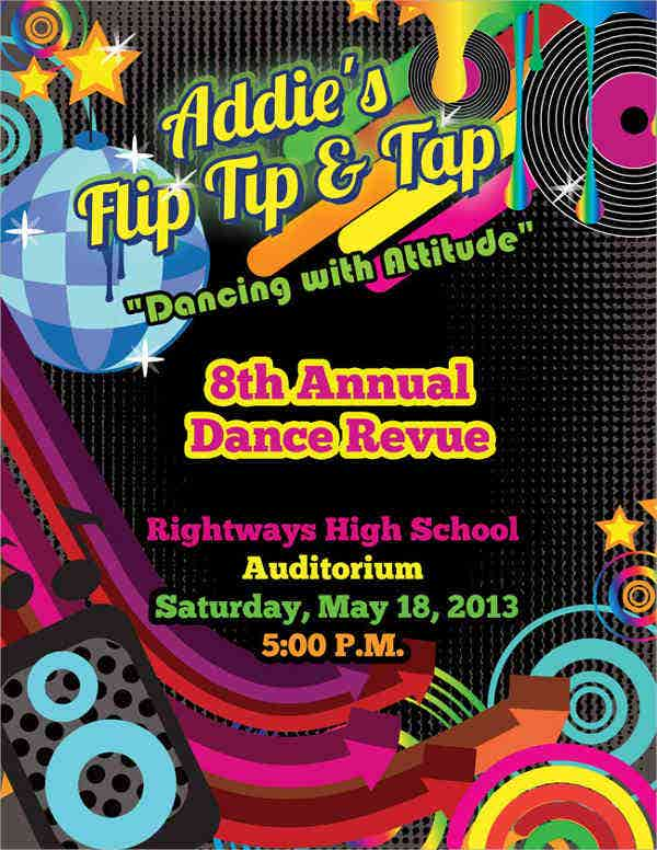 dance-party-flyer