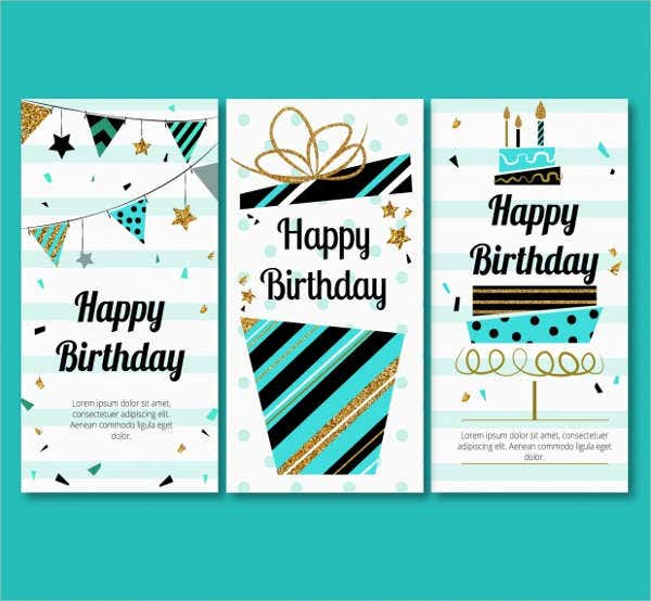 -Free Happy Birthday Card