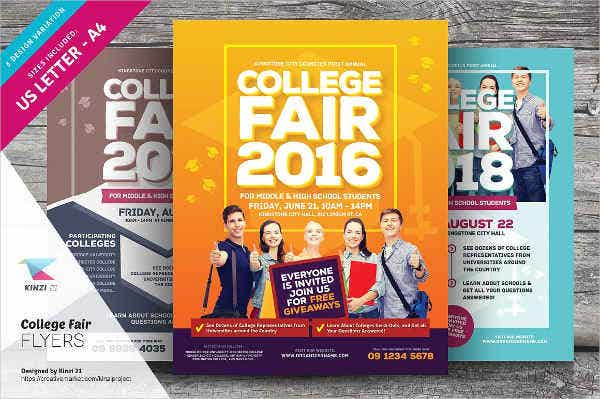 college-fair-flyer