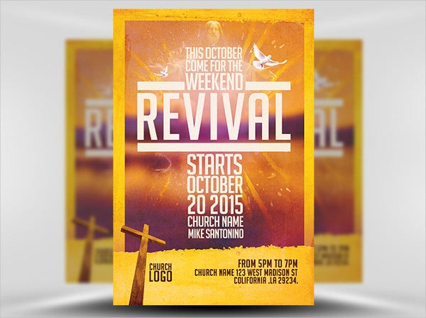 church revival flye