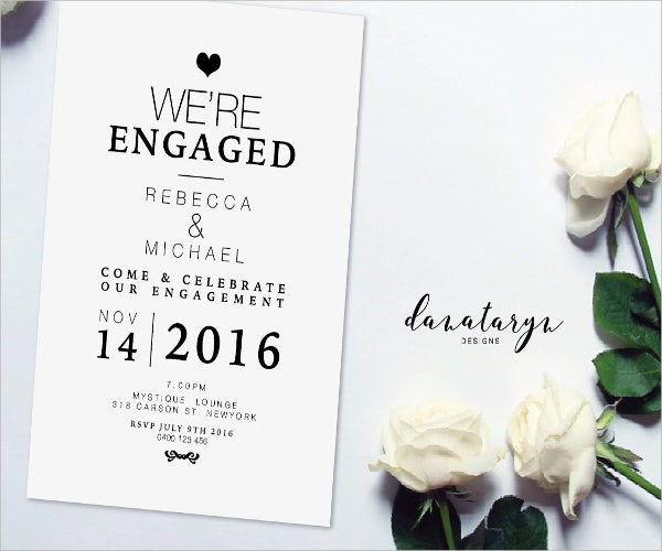 diy-engagement-invitation-card