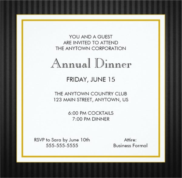 business-dinner-invitation-card