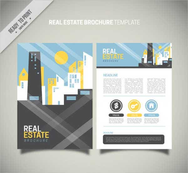 printable real estate flyer