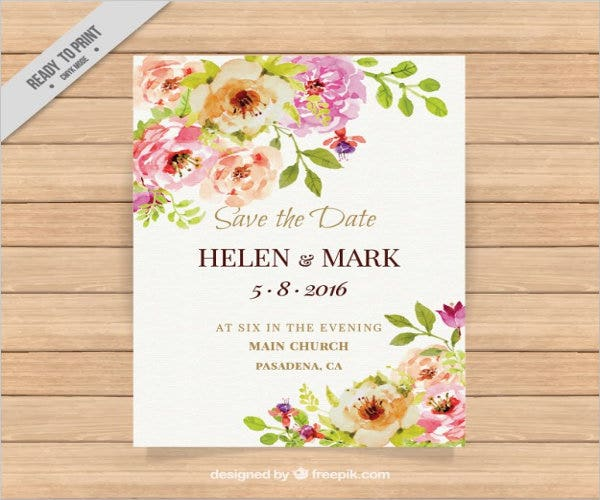retro-wedding-invitation-card
