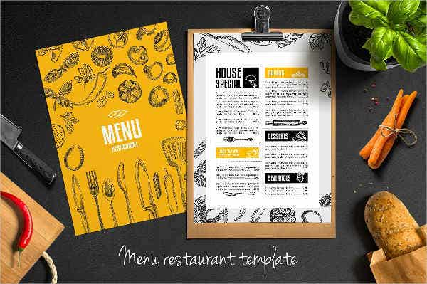 restaurant-menu-flyer