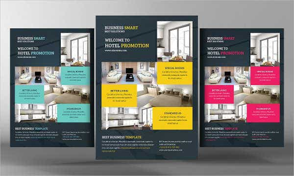 hotel-promotional-flyer