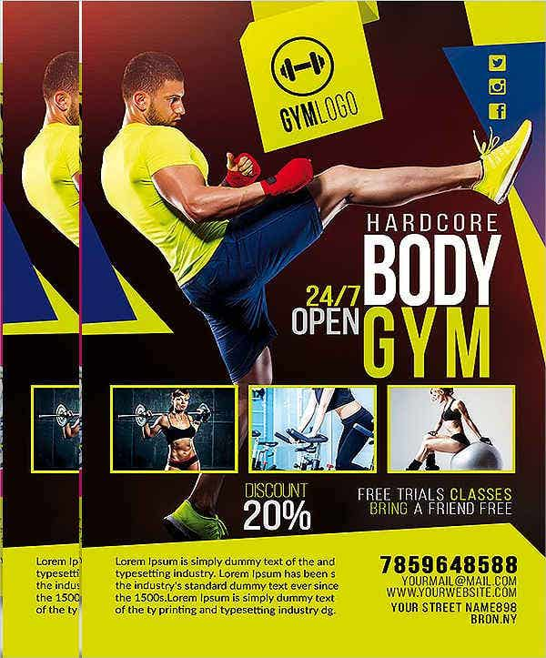 gym-fitness-flyer