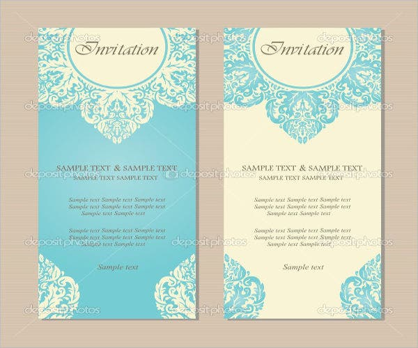 64+ Invitation Card Designs PSD AI Free & Premium