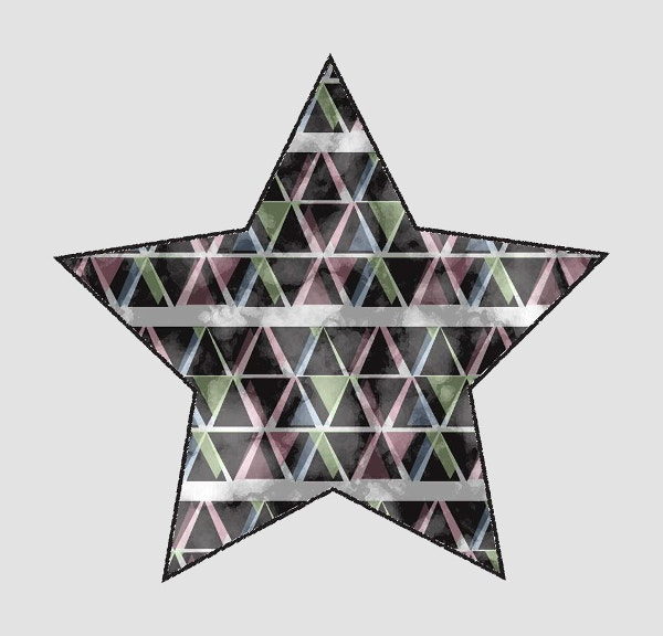 star-pattern