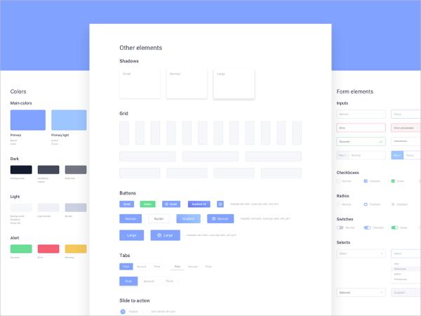 web-ui-elements