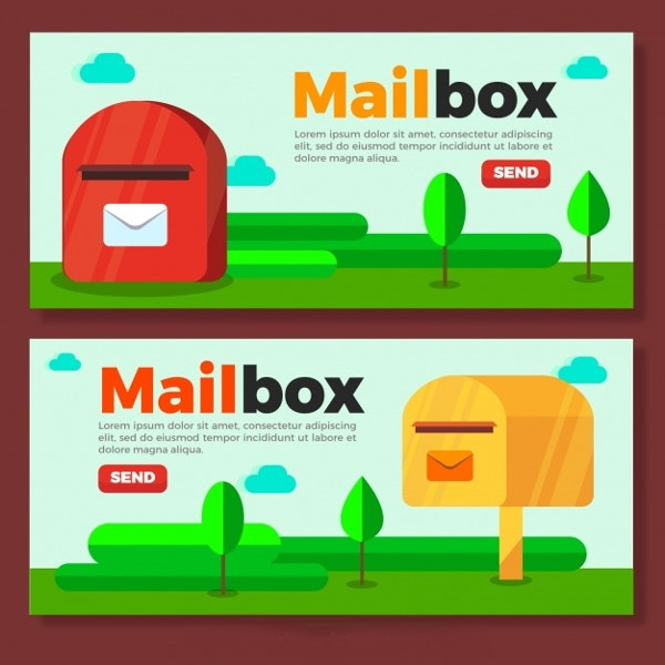 mail-box-banners