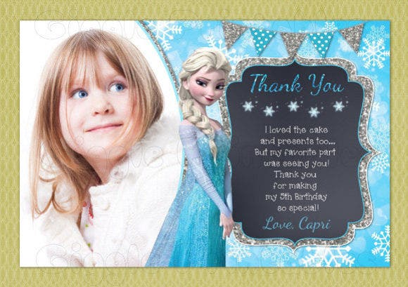 frozen-birthday-thank-you-card