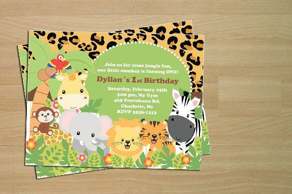 -Little Kid Birthday Card
