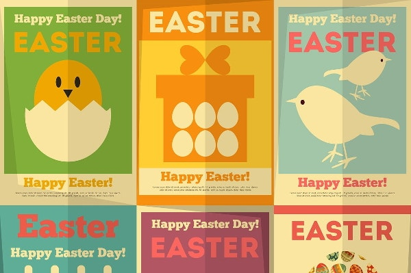 10+ Easter Poster Templates | Free & Premium Templates