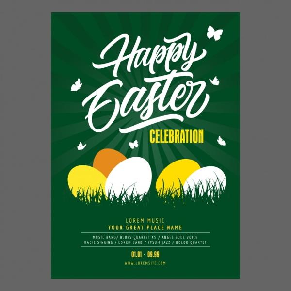 easter-celebration-poster