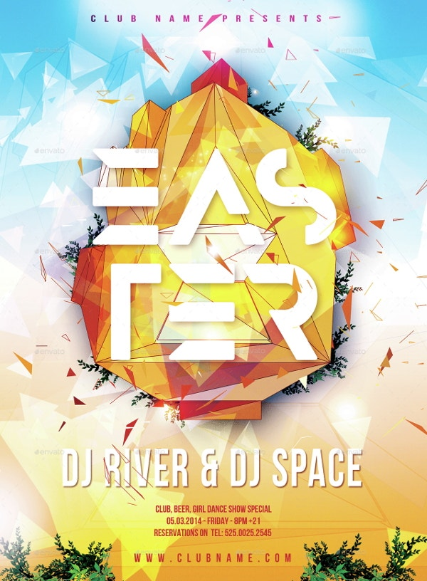easter-club-poster