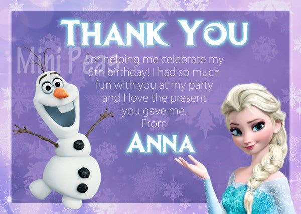 personalised-disney-thank-you-card