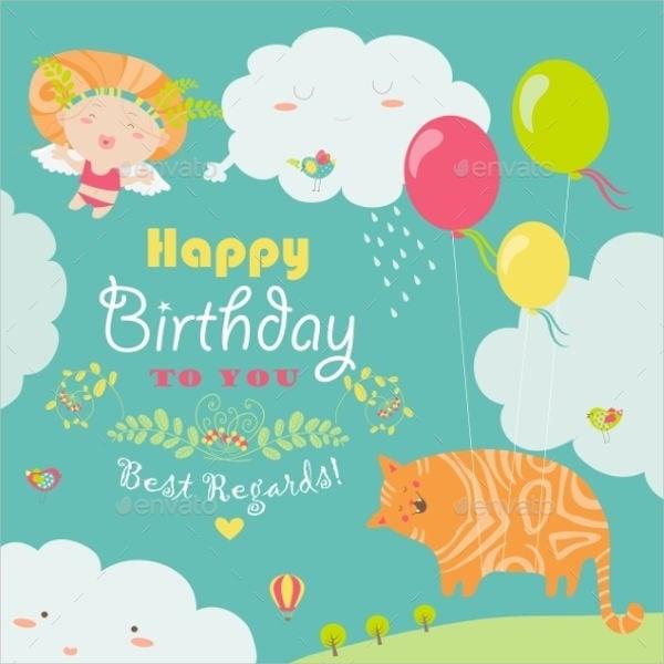40 Birthday Card Designs Psd Ai Vector Eps Free Premium