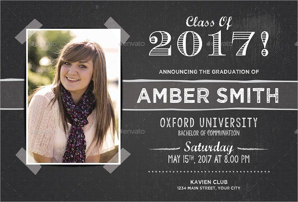 college graduation invitation card2