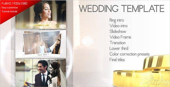 download wedding mega pack video after effect template min