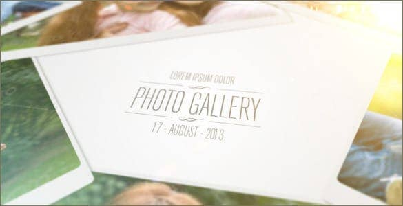 photo gallery video template min