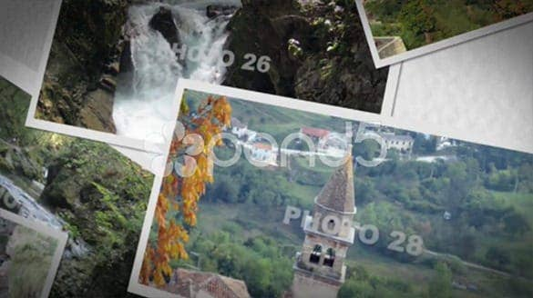 photo memories after effects template min