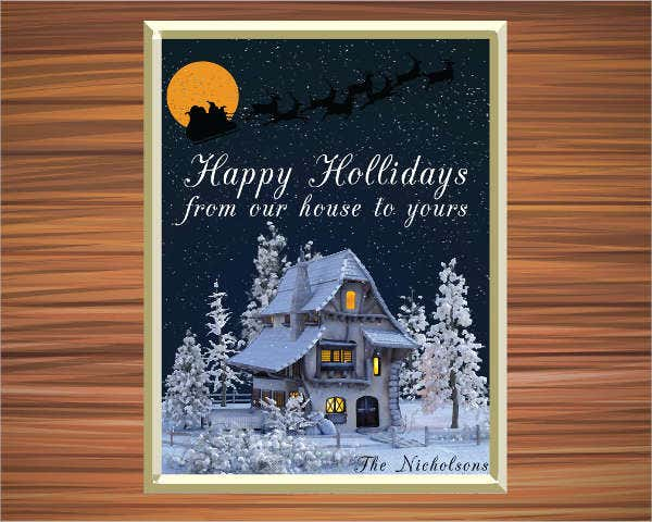 Flash Animation Greeting Card