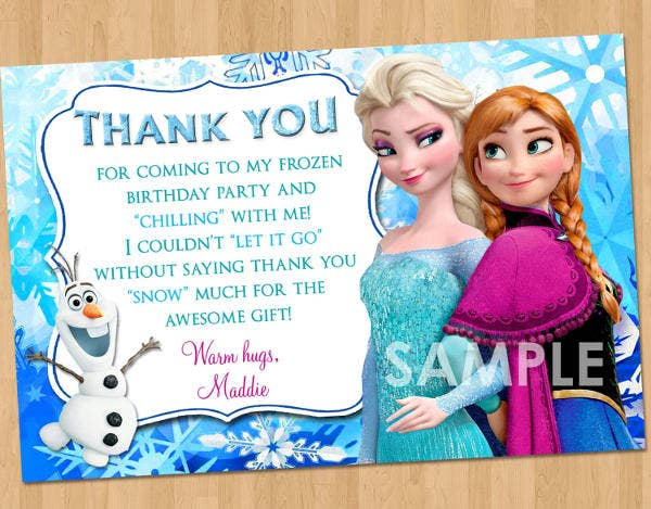 frozen-themed-thank-you-card