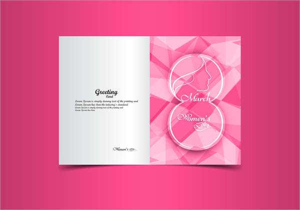 Free Formal Greeting Card