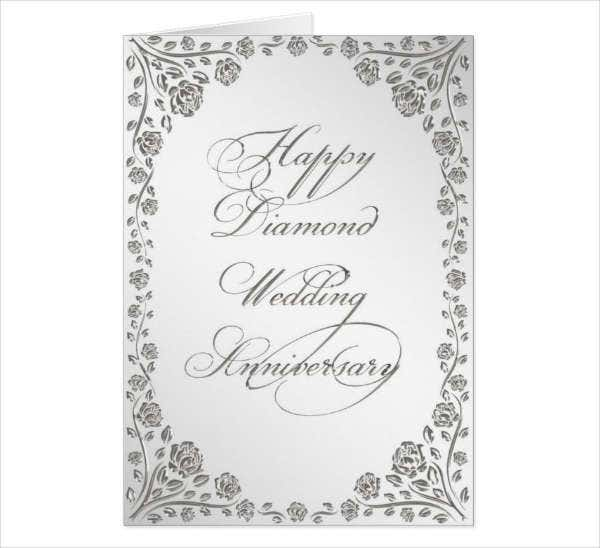 Wedding Anniversary Greeting Card
