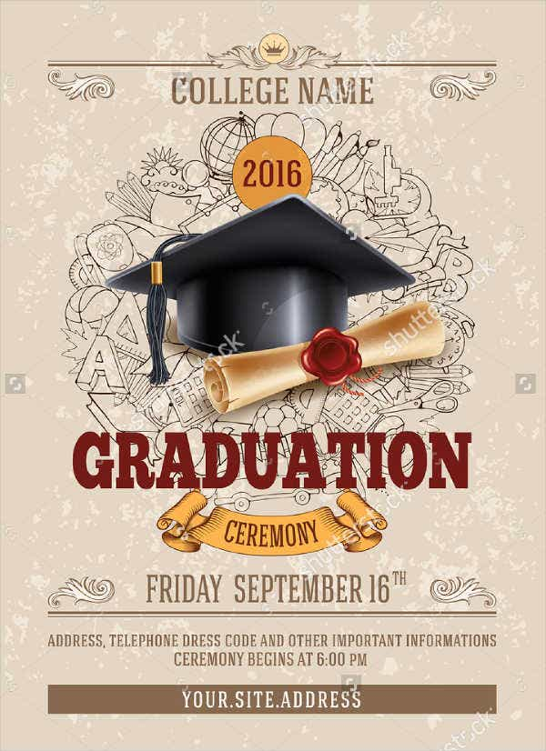 Printable Graduation Greeting Card