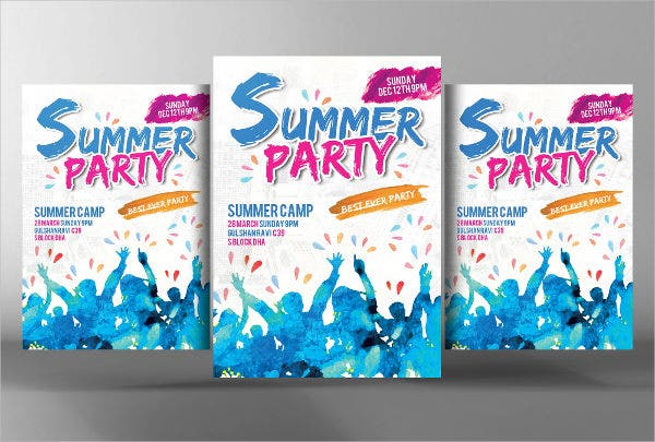 summer-event-party-flyer