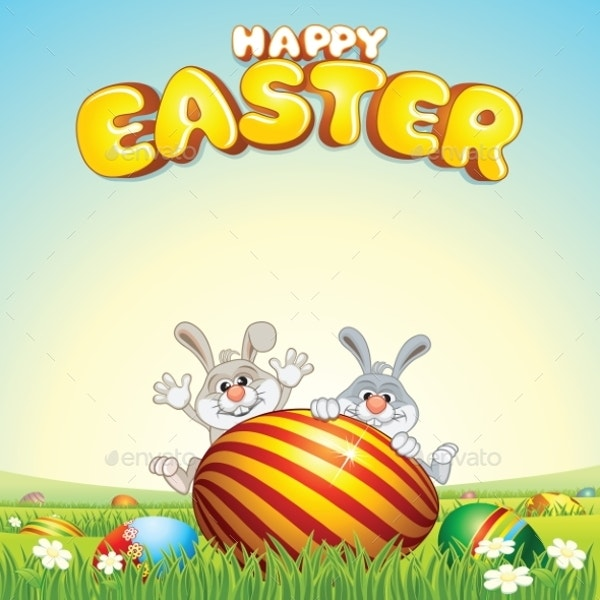 happy-easter-card-vector