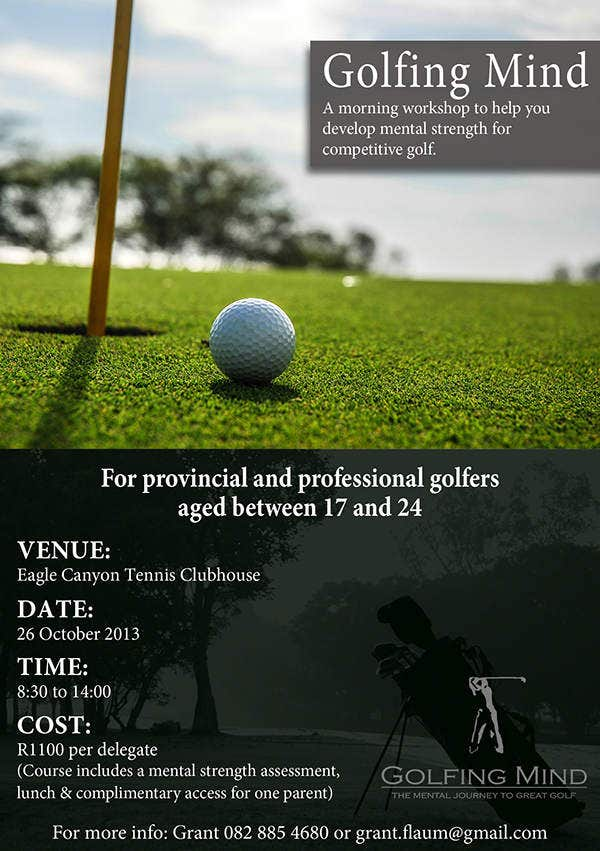 free-golf-event-flyer