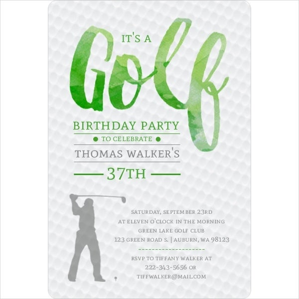 golf-event-party-flyer