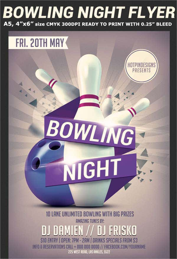 free-bowling-party-flyer