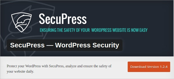 security wordpress plugin