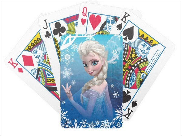 frozen-playing-gift-card