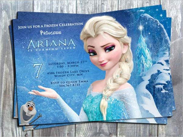 frozen-invitation-gift-card